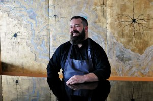 Meet Wasabi Restaurant & Bar's Zeb Gilbert