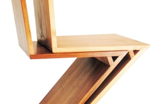 How to Make a Zigzag Chair