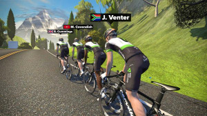 From Zwift To Pro: New Zealander Ollie Jones Secures Place On Dimension Data U23 Team