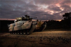 Hanwha launches the Redback IFV in Australia