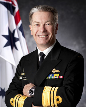 From the Source: VADM Tim Barrett | ADM October 2015