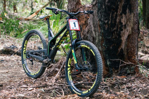 BIKE CHECK: Jack Moir's Intense M29