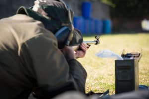 Winchester Bushman Rimfire Invitational Shoot