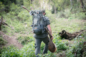 Spika's Bomb Proof - Drover Backpack Series