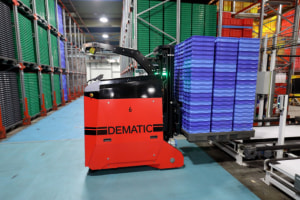 Arnott's adopts AGVs for warehouse efficiency