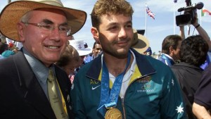Michael Diamond to sell his gold medals