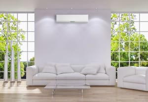 Streamline air conditioning design