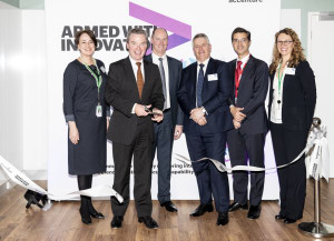 Accenture opens digital tech hub in Canberra