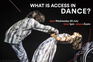 All about accessible dance