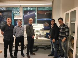 UNSW team drives Australian presence in space