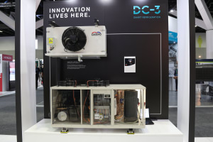Refrigeration redefined by DC-3 system