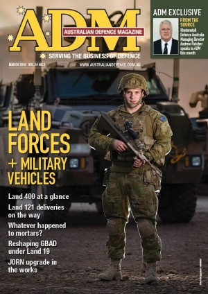 ADM March 2016