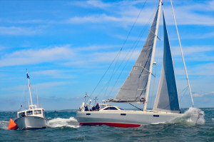 Kiwi Spirit takes line, Abigail leads Class A in Marion Bermuda