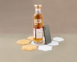 Ailsa Bay introduces blockchain whisky