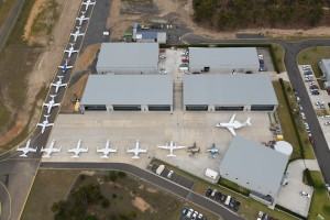 Air Affairs opens new Nowra HQ