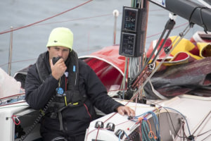 The rich get richer on Stage 3 of La Solitaire URGO Le Figaro - Richomme's overall lead diminishes