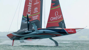 America's Cup: Auckland can be a winner as World Series sinks in Europe