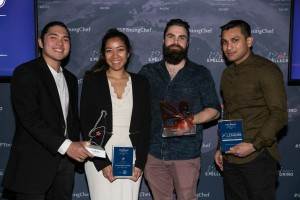 S.Pellegrino Young Chef Pacific Region winners crowned