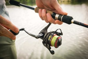 Alvey Orbiter spin reel review
