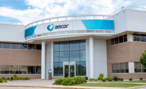 Amcor bounces back with Q3 results