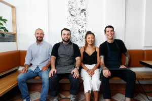 Sydney's Hartsyard reopens with new team, new menu