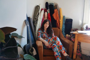 "Advertorial: Anna Cordell musician and designer: ""OneMusic is the real deal"""