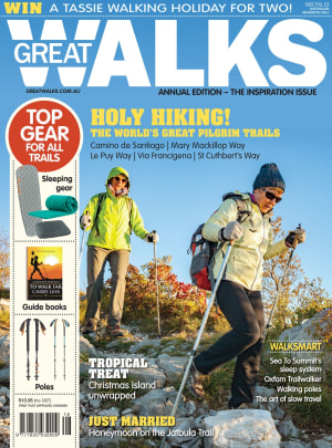 Great Walks Annual out now!