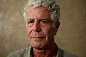 Culinary world mourns for Anthony Bourdain