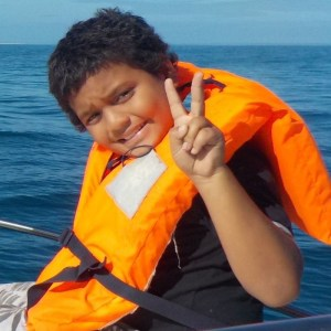 Down Under Rally supports 10-year-old shark victim with horrific injuries