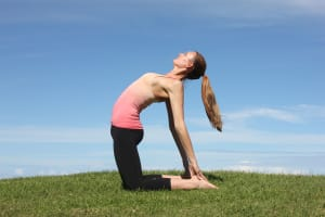 Yoga for perfect posture