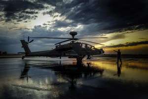 Apache chosen as armed helicopter replacement
