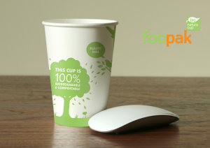 Compostable plastic alternative wins recognition