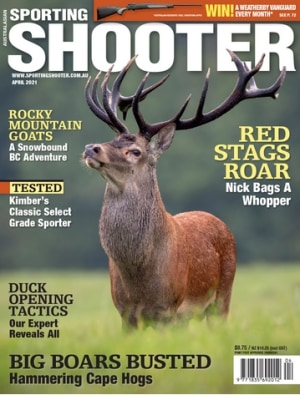 Sporting Shooter's Easter Subscription Deal - save 30%