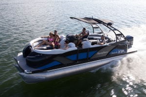 Hurricane adds new pontoon brands