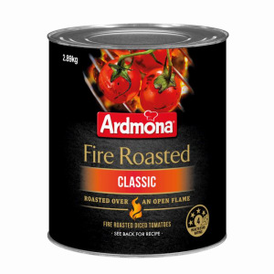 Ardmona launches new fire roasted tomato range