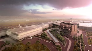 HVAC control system upgrade at Adelaide Airport