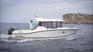 VIDEO: Arvor 755 Sportsfish review