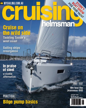 August Cruising Helmsman welcomes the Sydney Boat Show