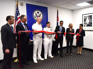 Office for Naval Research opens Melbourne office