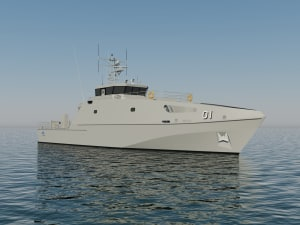 Two patrol boats confirmed for Timor Leste