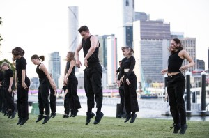 Review: 'Arc', Australasian Dance Collective