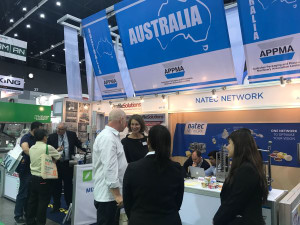 PHOTO GALLERY: Australian companies 'open shop' at ProPak Asia