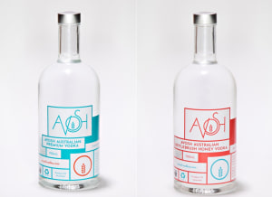 New Aussie vodka puts native flavours on show