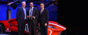 Axalta wins Ford world excellence awards