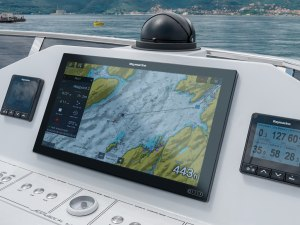 Raymarine Showcases Future Technologies at METS