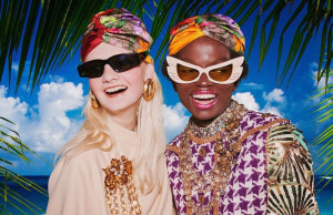 Gucci backs Australian initiative, after giving away $1 million