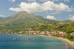 Six classes and 50 sailors at  Martinique Flying Regatta