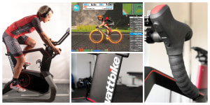 Wattbike Atom: Unboxing & First Training Ride By Sarah Hunter