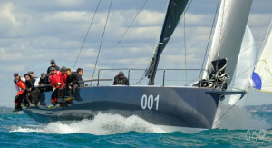 Ichi Ban's wild ride to IRC overall victory
