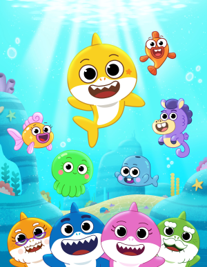 Nickelodeon greenlights new Baby Shark production